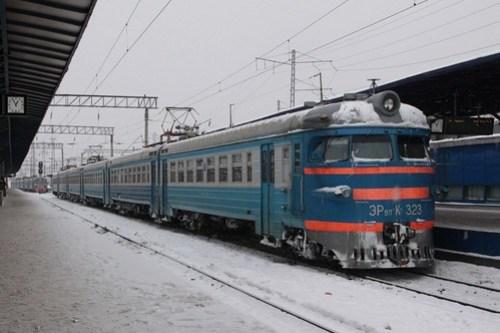 Type ЭР9ПК (ER9PK) electric multiple unit ЭР9ПК 323
