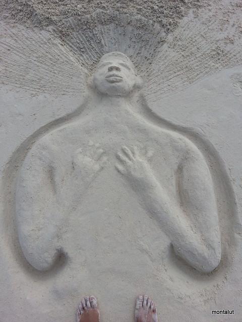 Montalut Sand art  2013 (3)