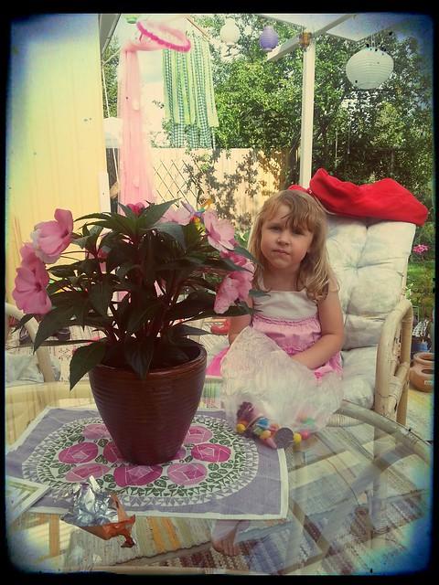 Hon ville ha rosa