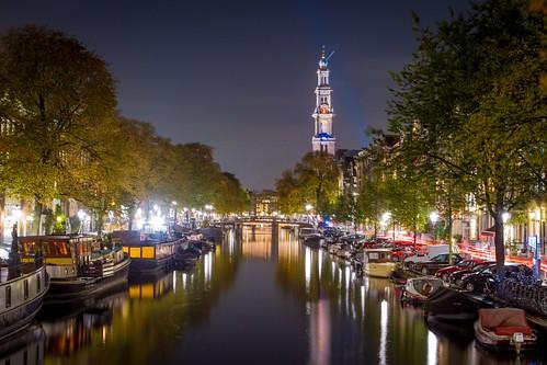 Westerkerk Reflected