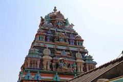 Vimanam of main shrine (2)
