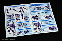 Metal Build 00 Gundam 7 Sword and MB 0 Raiser Review Unboxing (21)