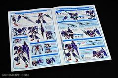 Metal Build 00 Gundam 7 Sword and MB 0 Raiser Review Unboxing (21)