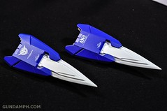 Metal Build 00 Gundam 7 Sword and MB 0 Raiser Review Unboxing (105)