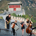Quadro Nuevo auf der Chinesischen Mauer