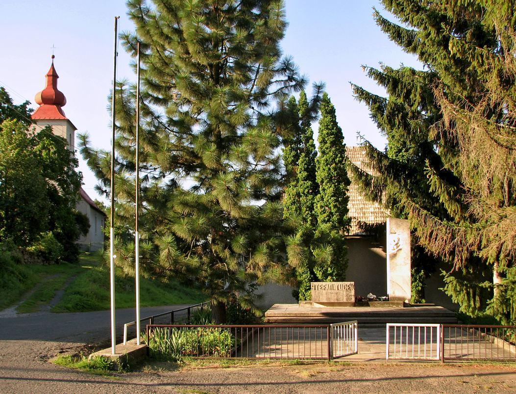 Pamätník SNP vo Veľkom Lome