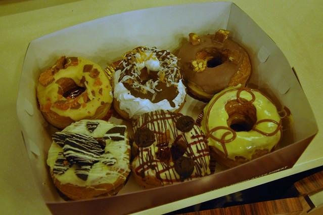 Dolcelatte Croughnuts