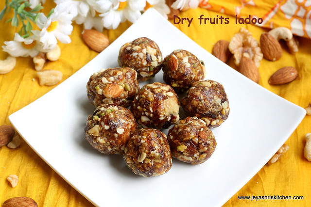 dry- fruits- ladoo
