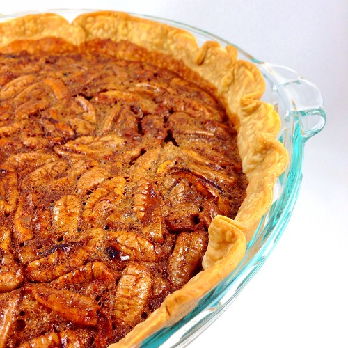 Honey Pecan Pie 2013