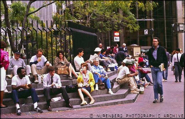WmN#0113-00027 Isabel Nurenberg San Francisco 1985