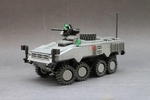 Type 8P APC