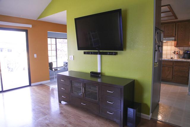 Updated Media Room