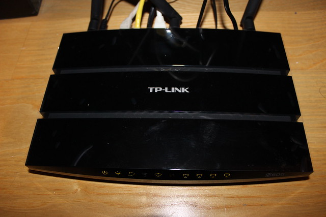 TP-Link N600 Router