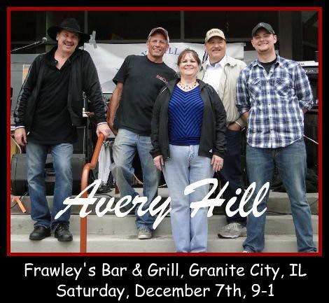 Avery Hill 12-7-13