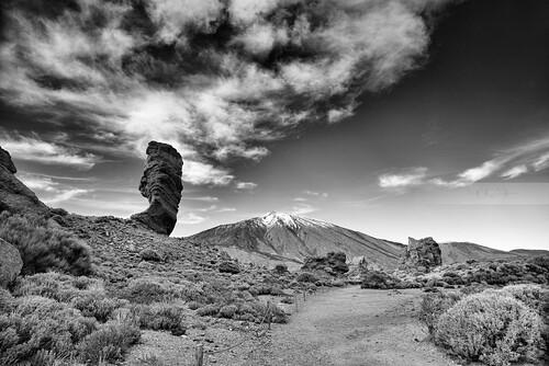 El Teide by geirkristiansen.net.