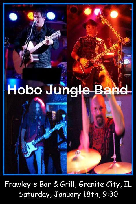 Hobo Jungle Band 1-18-14