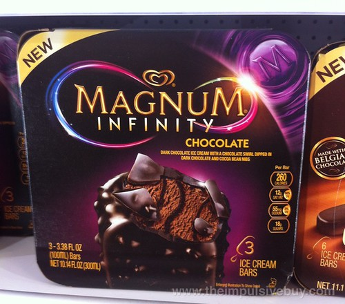 Magnum Infinity Chocolate Bars