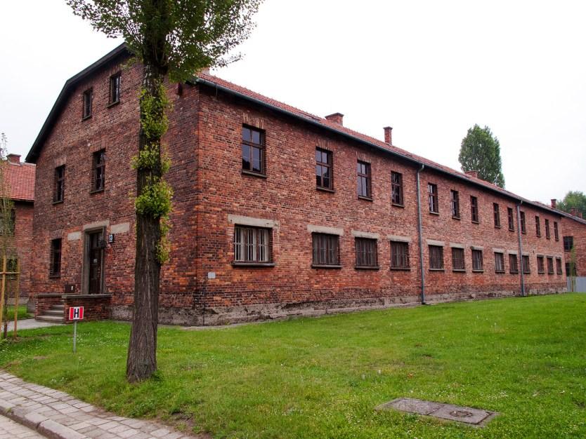 Block 13 Barracks Building, Auschwitz I.