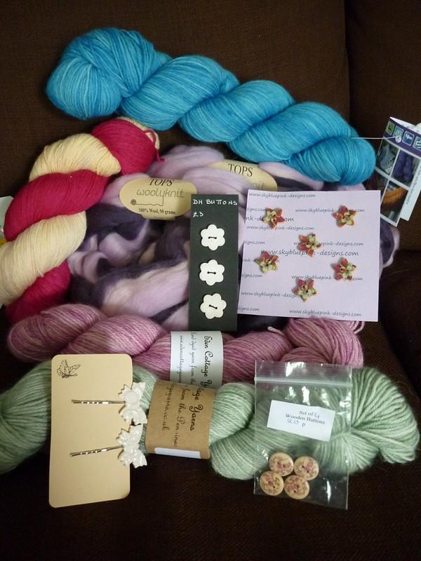 130701 - woolfest haul