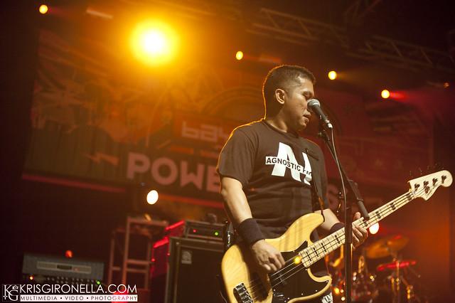 Overthrown - Bassist Fadhli Hotdog