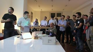 Uros Petrevski et Drasko Draskovic, WeIO, Nodesign.net