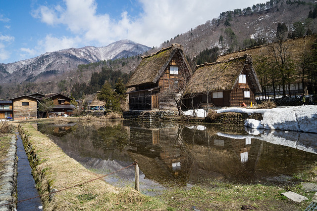 gassho village, japan, shirakawa, small cities to visit, small places to travel to