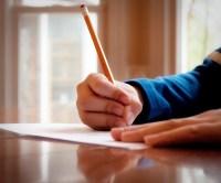 Niño escritor