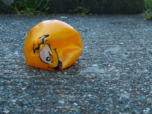 Deflated by Simon Sharville
