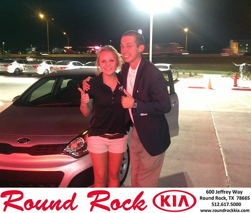Happy Birthday to Bianca  Caps from Derek Martinez and everyone at Round Rock Kia! #BDay by RoundRockKia