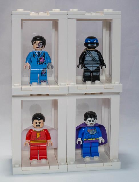REVIEW LEGO Minifigure Presentation Box