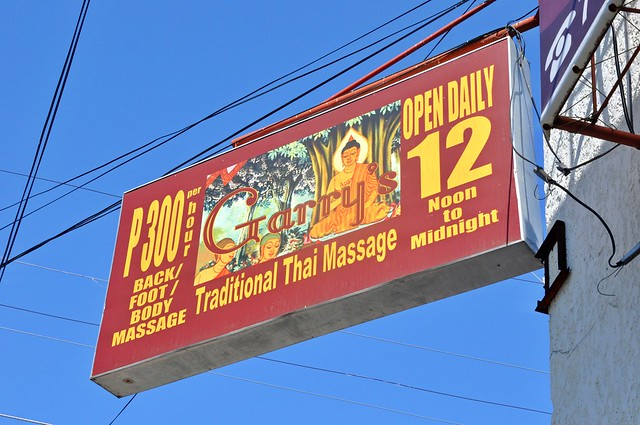 Garry's Thai Massage