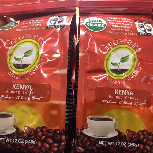 Growers Alliance Coffee