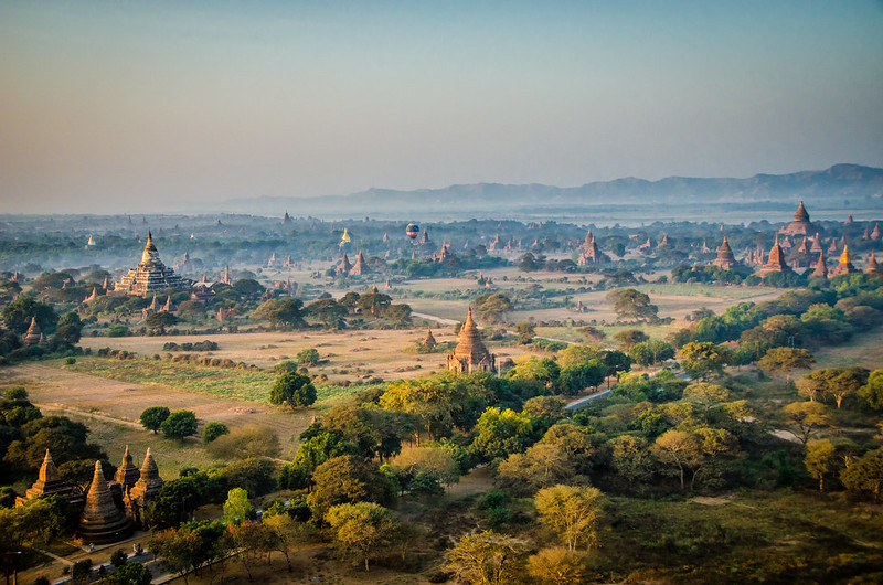 Travel Wish List: Bagan, Myanmar