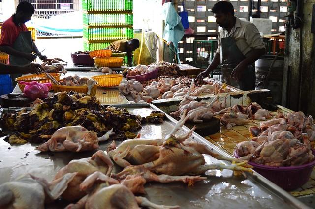 chicken at the market penang