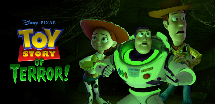 Toy Story of Terror - Disnerd dreams