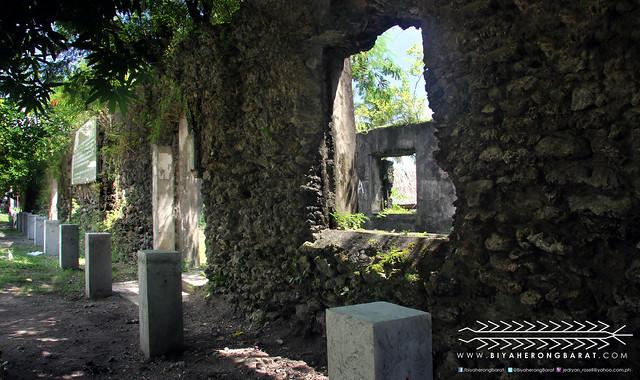 Ruins in Barcelona Sorsogon