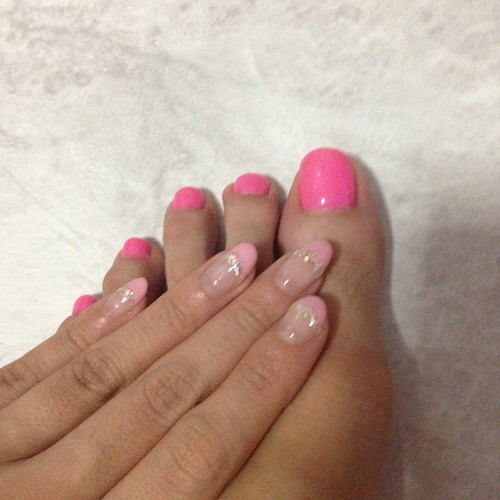 Singapore Lifestyle Blog, nadnut, Singapore Beauty Blog, Millys, Millys manicures, Gelish manicures