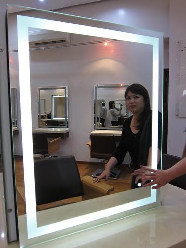Piandre's magic mirror