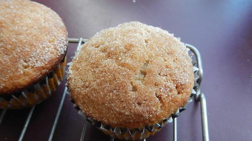 Banana Buttermilk Cupcakes 16