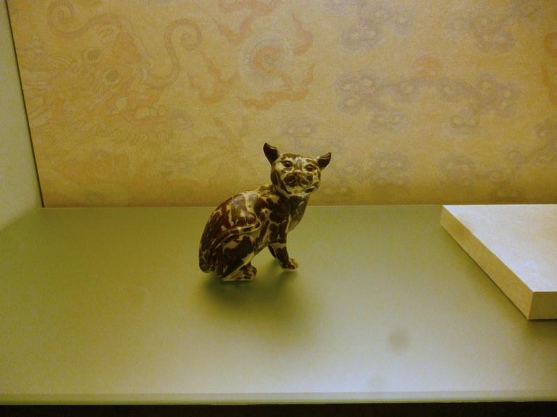 Cat from Hong Kong Museum of Art