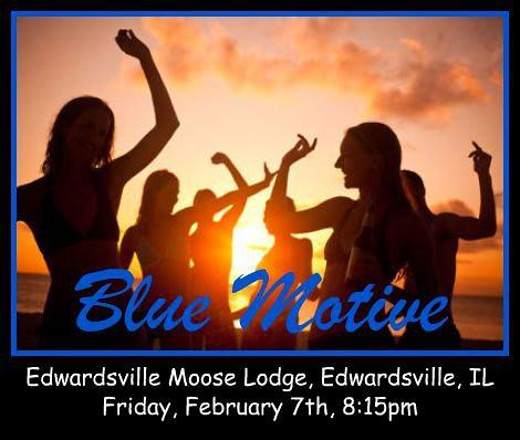 Blue Motive Band 2-7-14
