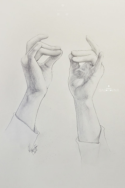 kyungsoo's hands