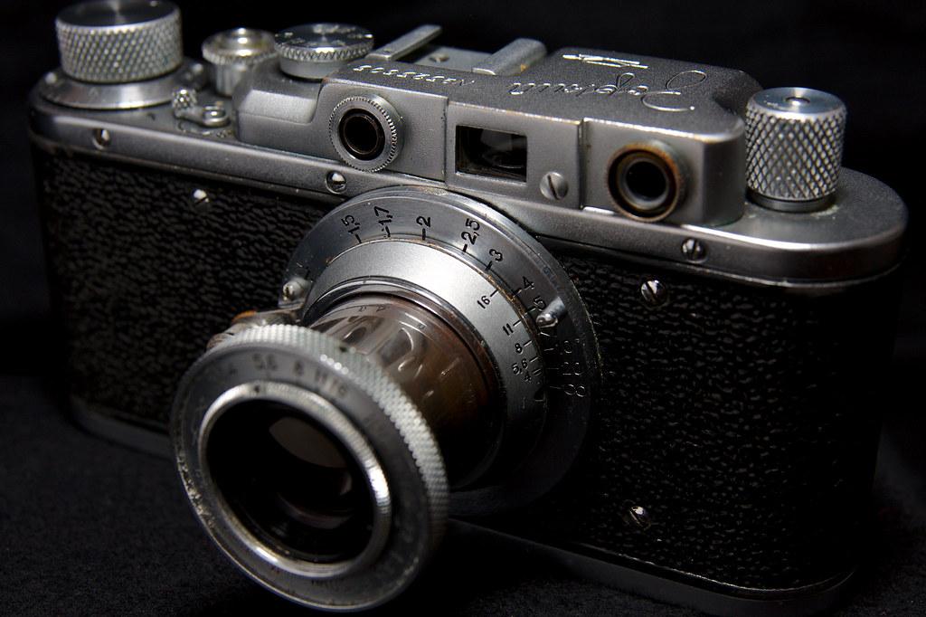 Zorki 1c, ca. 1953