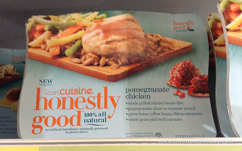Lean Cuisine Honestly Good Pomegranate Chicken