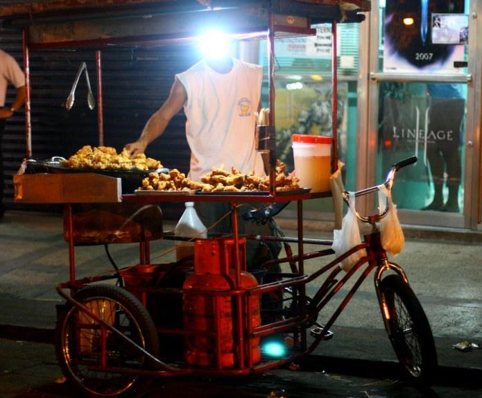 food stall vendor 2