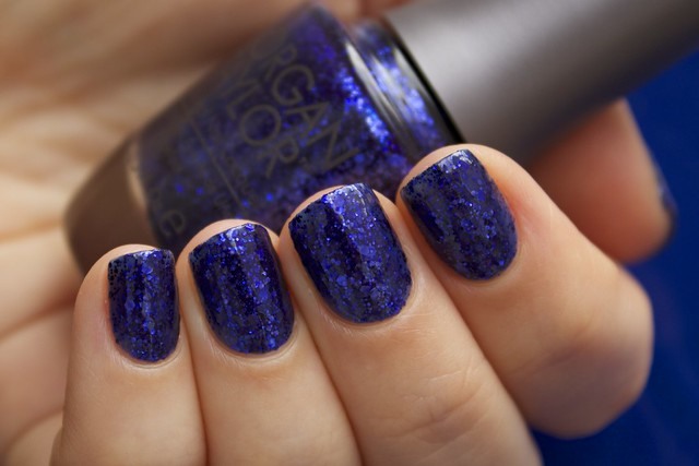14 Morgan Taylor Regal As A Royal with topcoat
