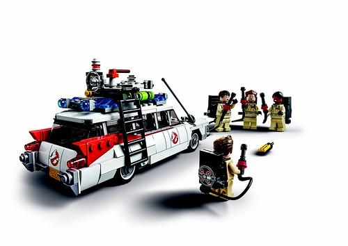 21108 LEGO CUUSOO Ghostbusters 2