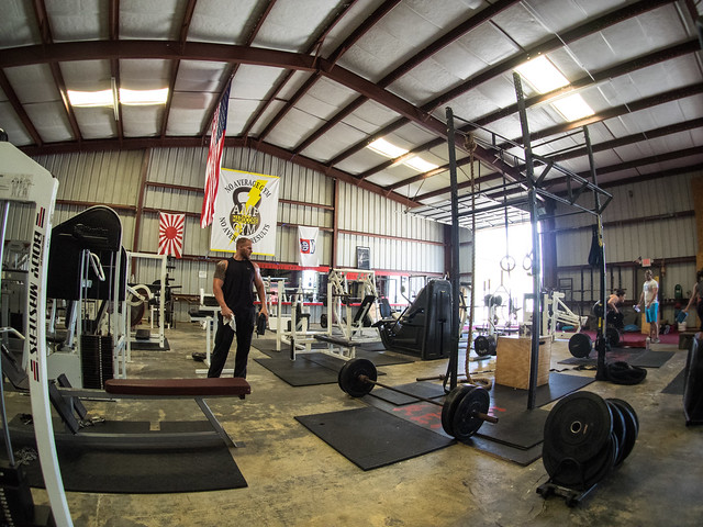Travel Amp Hardcore Gym In St Augustine Fl Adam