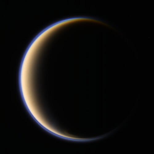 Titan's Halo