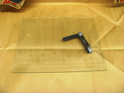 10 x 12 inch Glass and Feeler Gauge